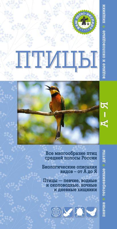 Птицы. Краткий карманный определитель - фото 1