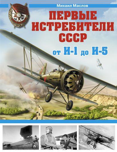 Первые истребители СССР – от И-1 до И-5 - фото 1