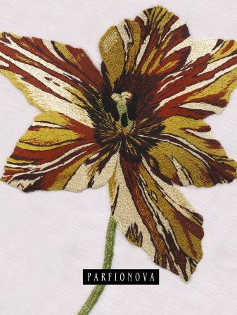 Татьяна Парфенова - Блокнот для записей «Раскрытый тюльпан» обложка книги
