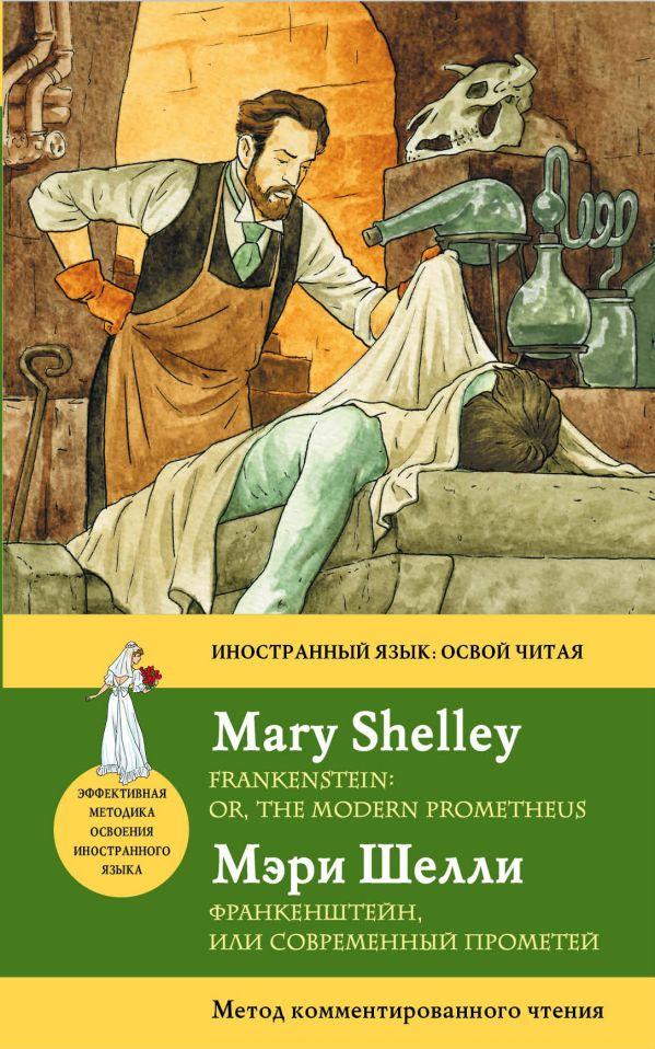 Франкенштейн, или современный Прометей = Frankenstein: or, the Modern Prometheus : метод комментированного чтения Шелли М.