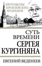 Веденеев Е.С. - Суть времени Сергея Кургиняна' обложка книги