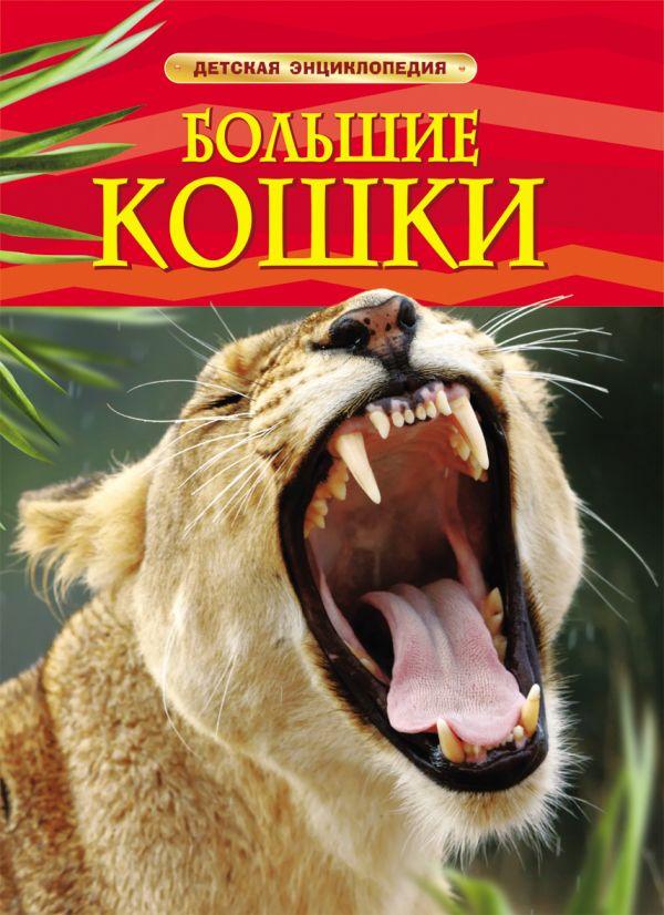 Тернбулл С., Шейх-Миллер Дж. Большие кошки. Детская энциклопедия