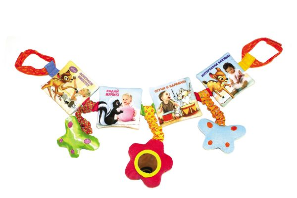 Disney Baby. Поиграем вместе? мобили на кроватку подвесные игрушки mamas