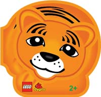LEGO Duplo. Тигрёнок (книжка-игрушка)