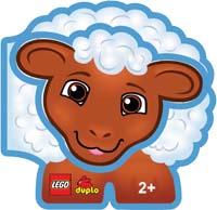LEGO Duplo. Овечка (книжка-игрушка)