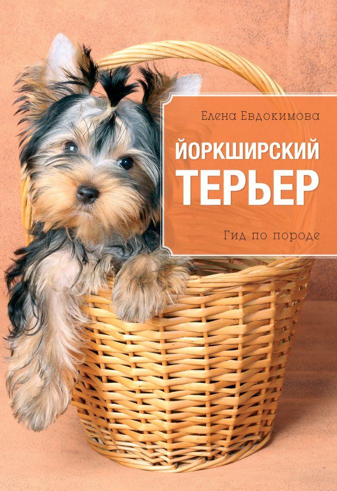 Евдокимова Е.С. - Йоркширский терьер обложка книги