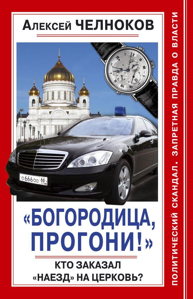 Челноков А.С. - «Богородица, прогони!» Кто заказал «наезд» на Церковь? обложка книги