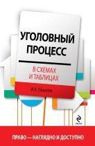 Пикалов И.А. - Уголовный процесс в схемах и таблицах' обложка книги