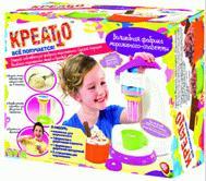 Волшебная фабрика мороженого-спагетти
