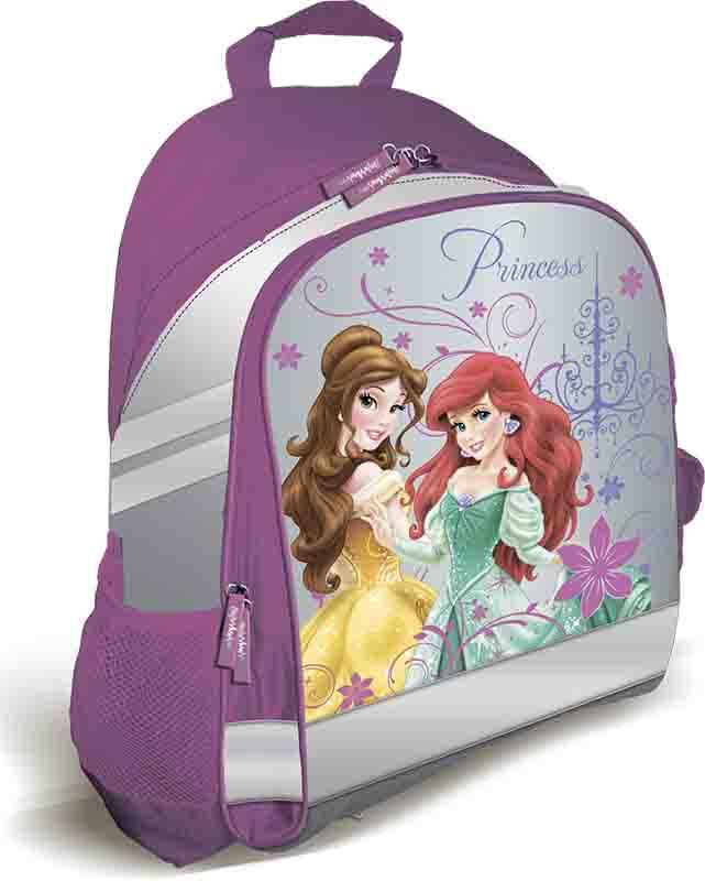 Рюкзак Принцесса 39х31х12см мягкая спинка с вентиляционной сеткой