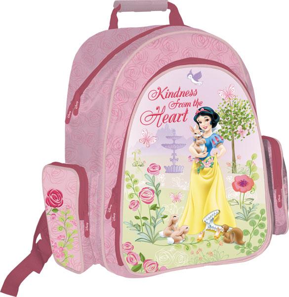 Рюкзак Принцессы ортопедический с EVA-спинкой Размер 38x29x13см