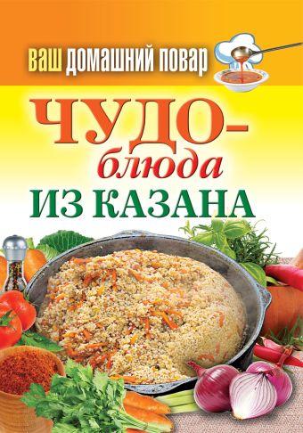 Ваш домашний повар. Чудо-блюда из казана Кашин С.П.