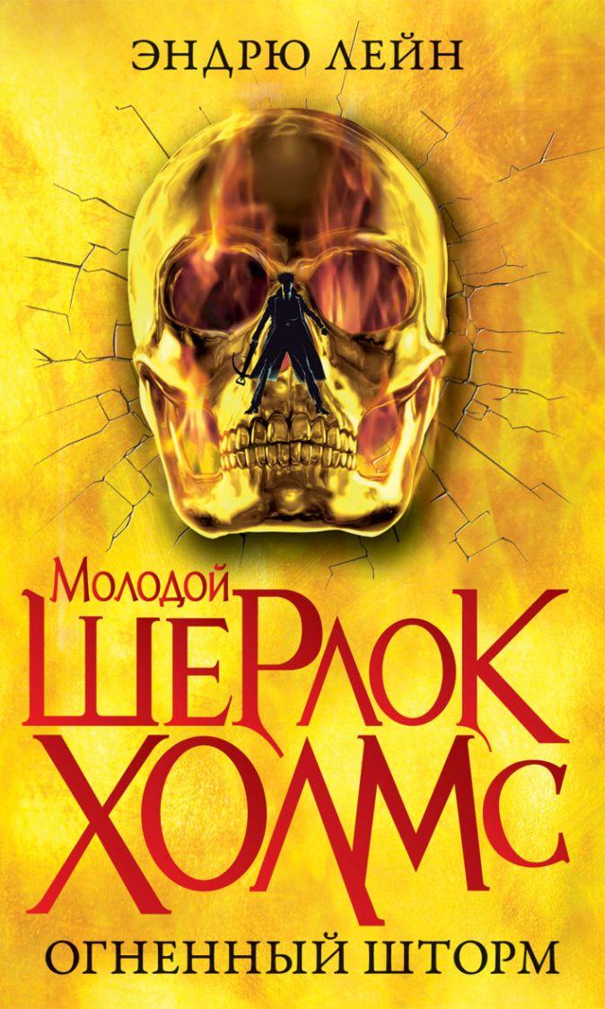Лейн Э. - Огненный шторм обложка книги