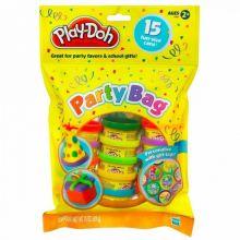 Play-Doh Набор пластилина для праздника (15 банок) (18367)