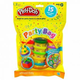 Play-Doh Набор пластилина для праздника (15 банок) (18367) PLAY-DOH
