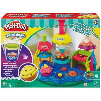 """PLAY-DOH - Play-Doh Игровой набор """"Фабрика пирожных"""" (А0318) обложка книги"""