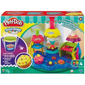 """Игровой набор Play-Doh Игровой набор """"Фабрика пирожных"""" (А0318) PLAY-DOH"""