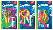 The Smurfs - Мыльные пузыри, 3 дизайна в ассортименте_СМУРФИКИ обложка книги
