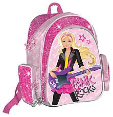 Рюкзак Barbie ортопедический 38х36х16 см