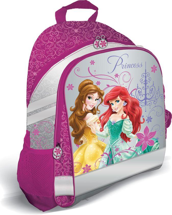 Рюкзак Принцесса 39х31х12 мягкая спинка с вентиляционной сеткой