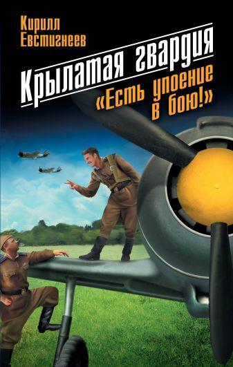 Кирилл Евстигнеев - Крылатая гвардия. «Есть упоение в бою!» обложка книги