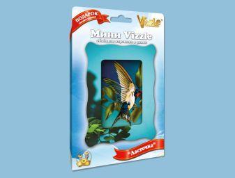 "Объемная картинка mini- Vizzle  ""Ласточка"""