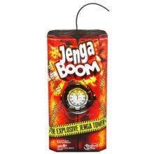 Игра Дженга Бум! Дженга со взрывным механизмом (Настольная игра) (A2028)