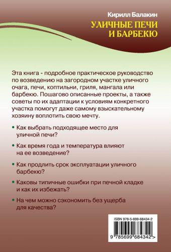 Уличные печи и барбекю Балакин К.В.
