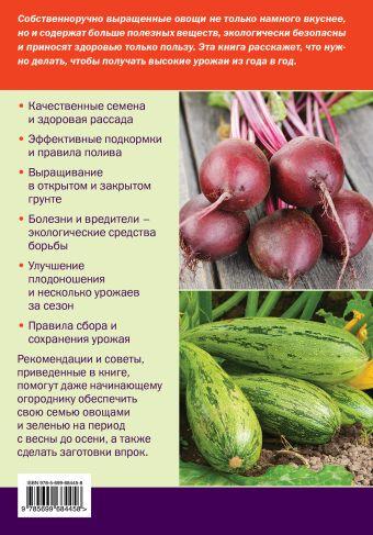 Все об овощах Вечерина Елена Юрьевна