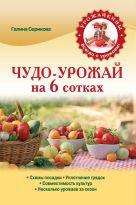 Серикова Г.А. - Чудо-урожай на 6 сотках (Урожайкины. Всегда с урожаем)' обложка книги