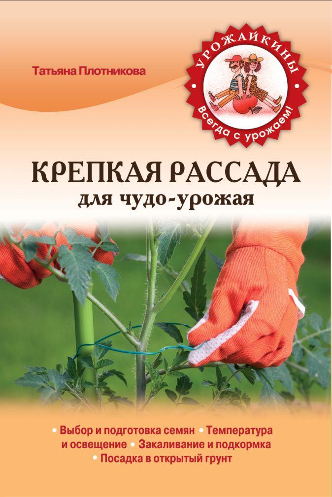 Плотникова Т.Ф. - Крепкая рассада для чудо-урожая обложка книги