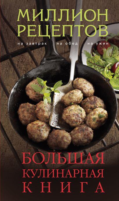 Большая кулинарная книга (миллион рецептов) - фото 1