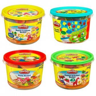 PLAY-DOH - Play-Doh Игровой набор Мини Ведерко  обложка книги