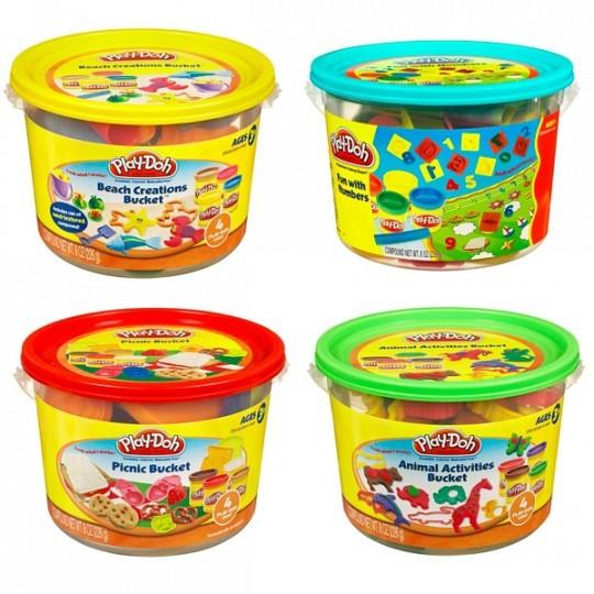 Play-Doh Игровой набор Мини Ведерко  PLAY-DOH