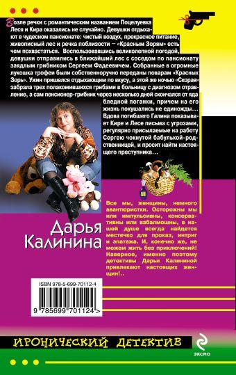 Последняя ночь под звездами Дарья Калинина