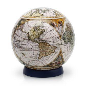Шаровой Пазл Стар карта мира(540 д,23 см)