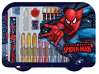 Набор для творчества Spiderman 30 предметов