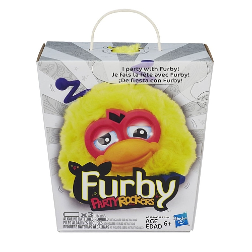 Furby Друг Ферби - король вечеринки Furby