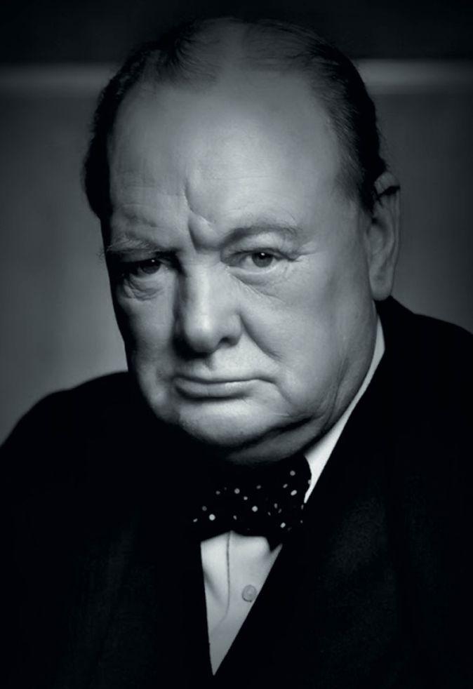 Тененбаум Б. - Черчилль: На вершине власти обложка книги