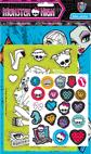 Monster High. Набор наклеек 1