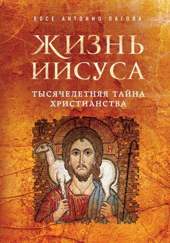 Пагола Х. - Жизнь Иисуса. Тысячелетняя тайна христианства обложка книги