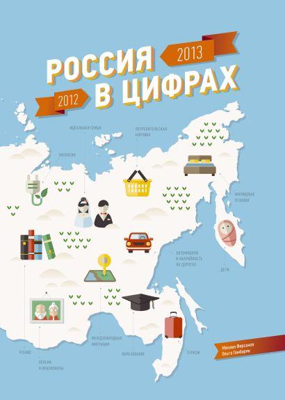 Россия в цифрах: 2012-2013 - фото 1