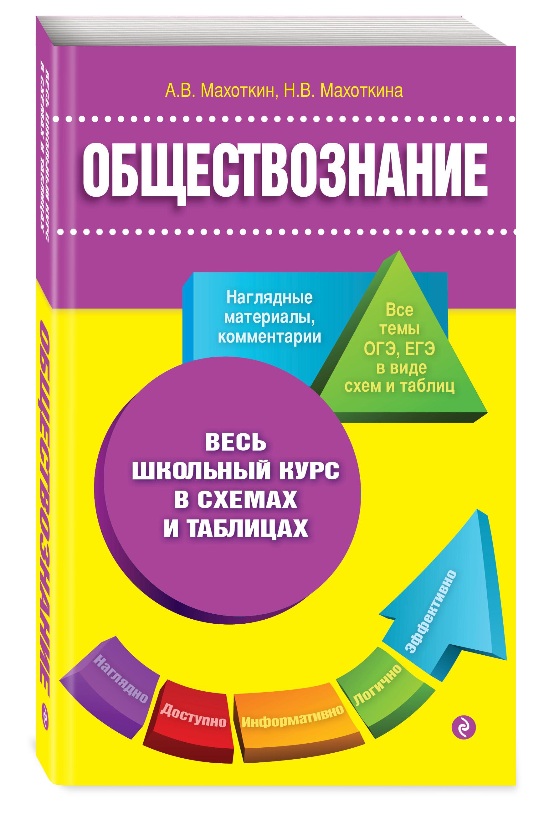 А. В. Махоткин, Н. В. Махоткина Обществознание