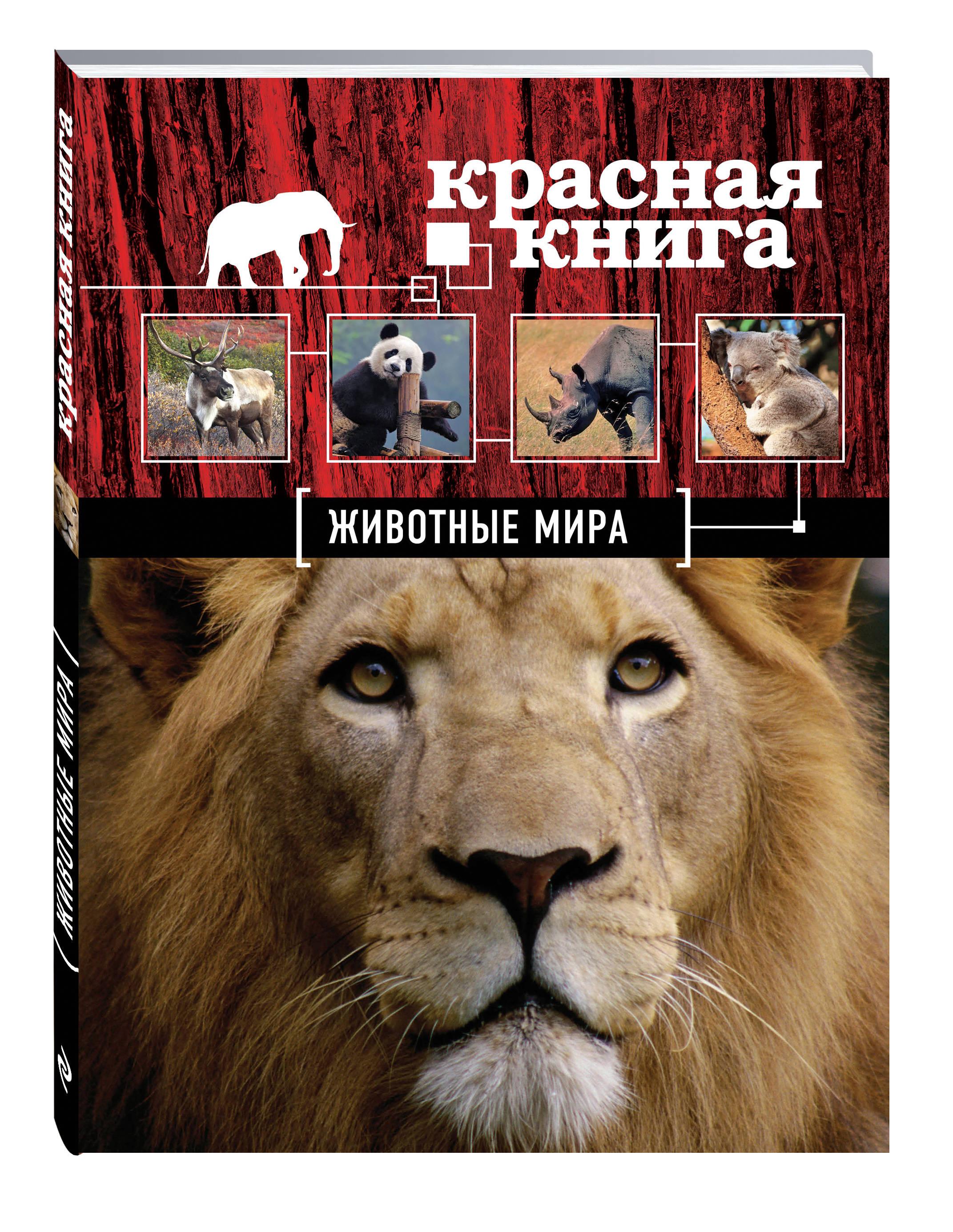 Оксана Скалдина, Евгений Слиж Красная книга. Животные мира оксана скалдина красная книга животные мира