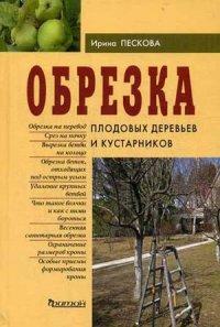 Пескова И.М. - Обрезка плодовых деревьев и кустарников. обложка книги