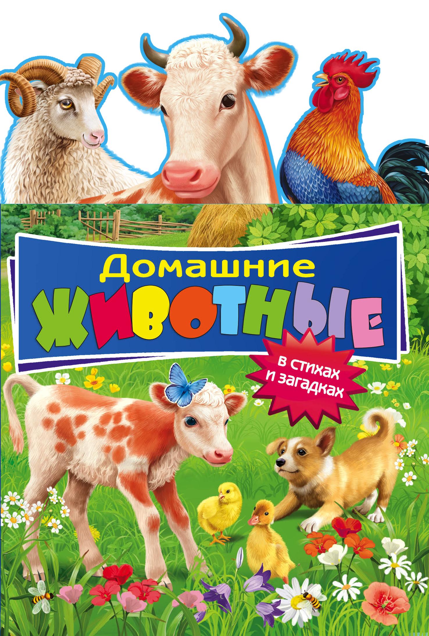 все цены на Мазаник Т.М. Домашние животные: в стихах и загадках онлайн
