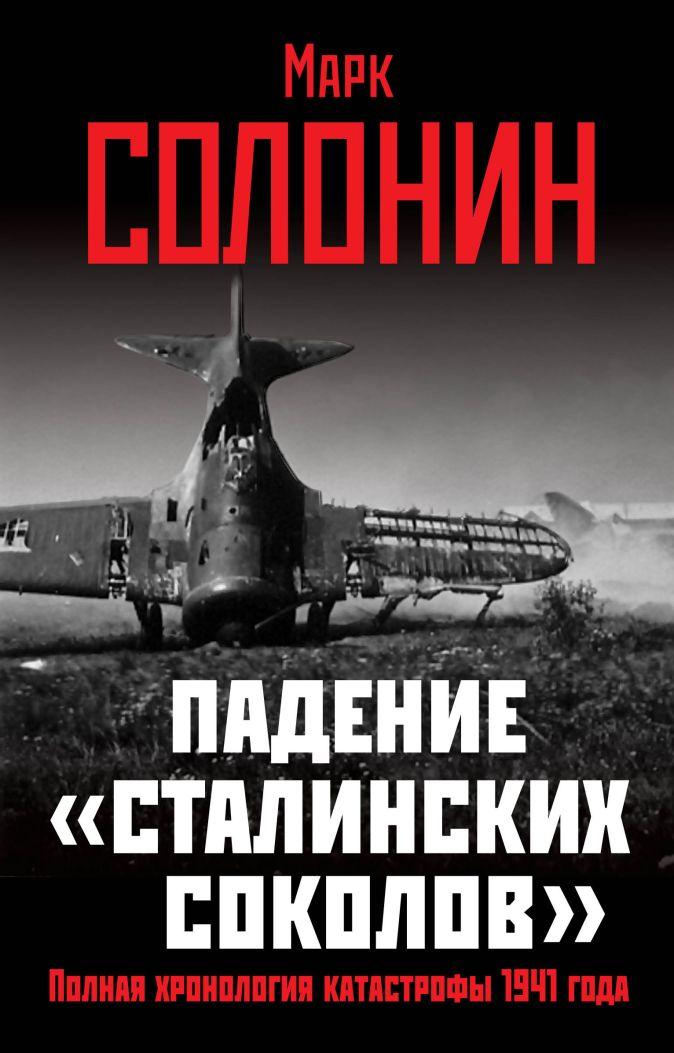 Падение «сталинских соколов». Полная хронология катастрофы 1941 года Солонин М.С.
