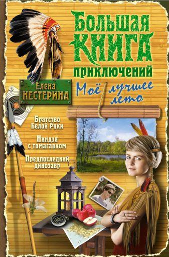Елена Нестерина - Большая книга приключений. Мое лучшее лето обложка книги
