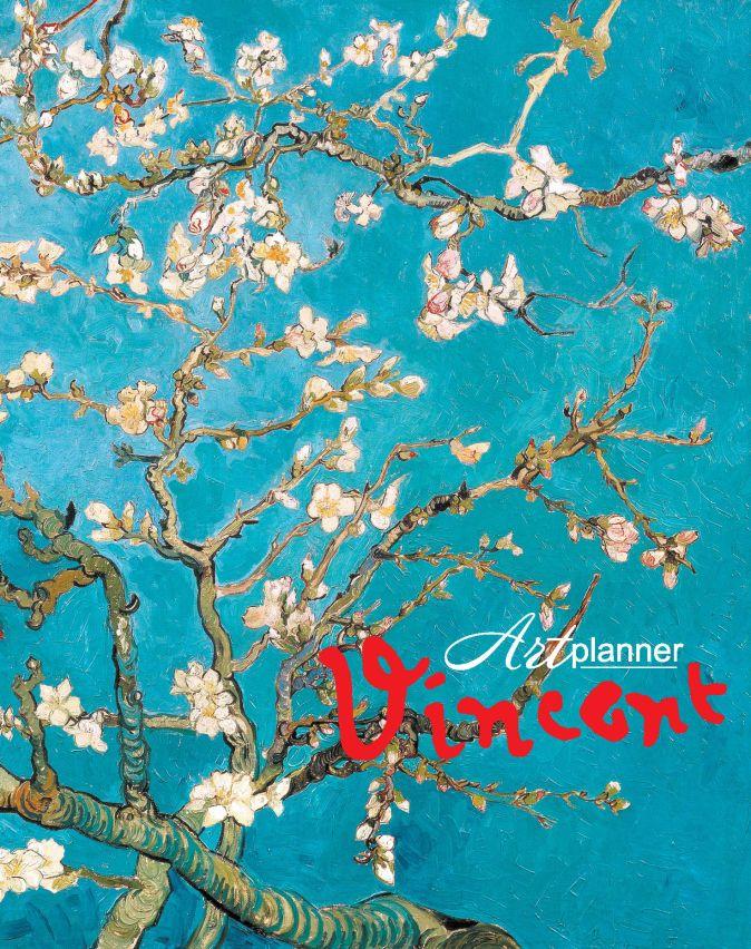 Винсент Ван Гог. Art Planner 3. Цветущая ветка