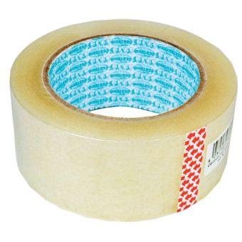 Скотч упаковочный прозрачный 48мм*100м.